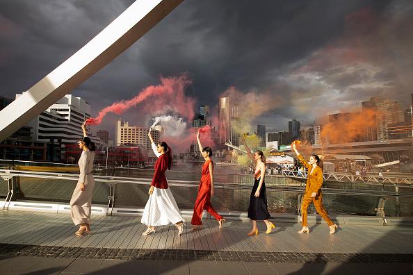 Melbourne Fashion Festival「Melbourne Fashion Week: Street Runway 4」:写真・画像(4)[壁紙.com]