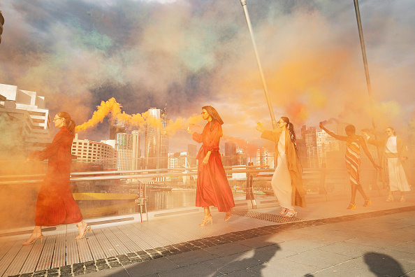 Melbourne Fashion Festival「Melbourne Fashion Week: Street Runway 4」:写真・画像(1)[壁紙.com]