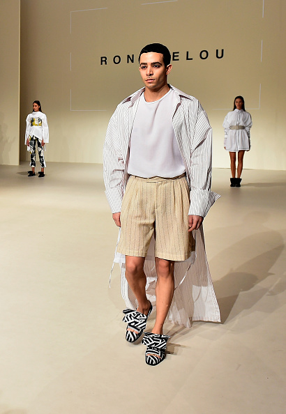 Cream Colored Shorts「Roni Helou Presented by The Starch Foundation - Presentation - FFWD October 2017」:写真・画像(8)[壁紙.com]