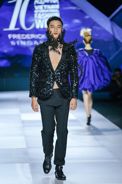 Linh Pham「Vietnam International Fashion Week - Day 1」:写真・画像(15)[壁紙.com]