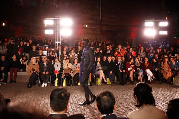 Melbourne Fashion Festival「Melbourne Fashion Week: Street Runway 3 - Chinatown」:写真・画像(7)[壁紙.com]