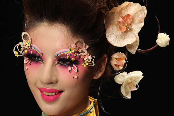 Pink Eyeshadow「Mercedes-Benz China Fashion Week Autumn/Winter 2013/2014 - Day 4」:写真・画像(16)[壁紙.com]