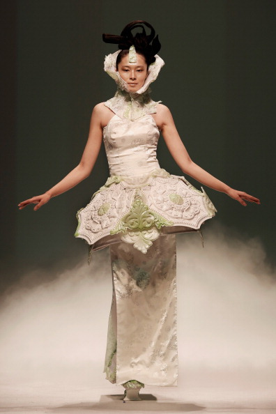 Ruffled「China Fashion Week S/S Collection 2013 - Day 8」:写真・画像(17)[壁紙.com]