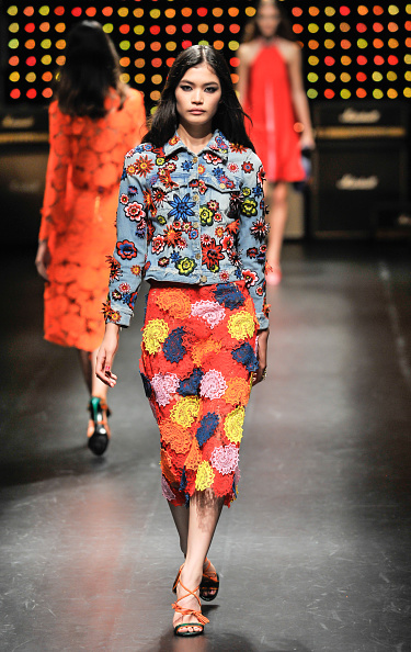 Embellishment「House of Holland - Runway - Mercedes-Benz Fashion Week Tokyo Spring/Summer 2015 Collections」:写真・画像(5)[壁紙.com]