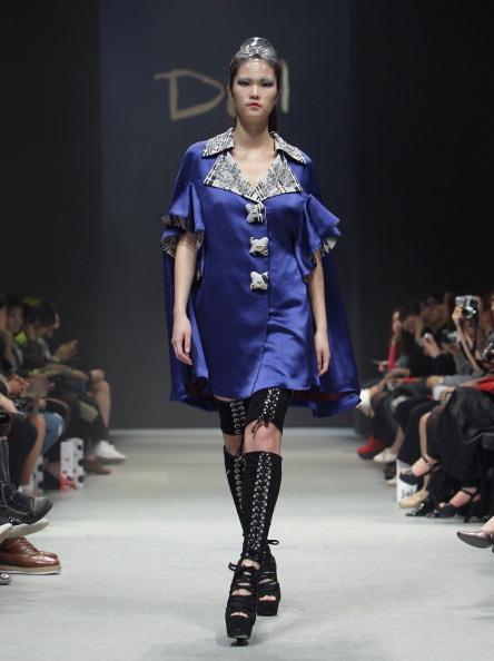 Lace-up「Doii - Runway- Seoul Fashion Week F/W 2014」:写真・画像(15)[壁紙.com]