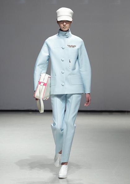 Blue Pants「ANDY and DEBB - Runway- Seoul Fashion Week F/W 2014」:写真・画像(9)[壁紙.com]
