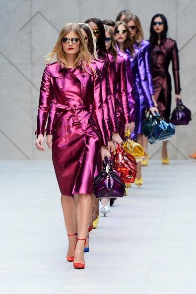 ロンドンファッションウィーク「LFW SS2013: Burberry Prorsum Catwalk」:写真・画像(7)[壁紙.com]