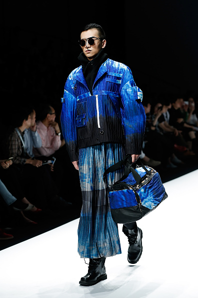 Science and Technology「China Graduate Fashion Week - Day 1」:写真・画像(15)[壁紙.com]