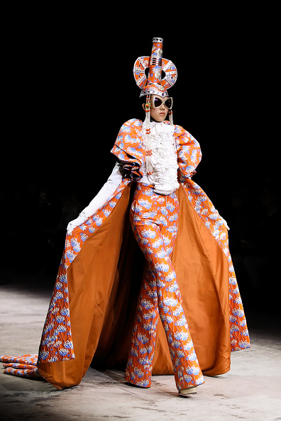 Orange Coat「Mercedes-Benz China Fashion Week S/S 2018 Collection - Day 10」:写真・画像(4)[壁紙.com]