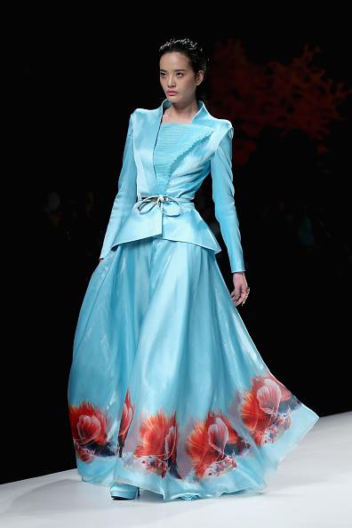 Blue Coat「Mercedes-Benz China Fashion Week S/S 2015 - Day 5」:写真・画像(10)[壁紙.com]