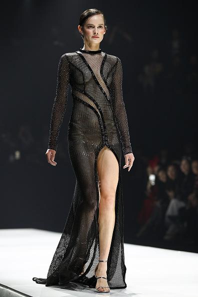 Silver Shoe「Mercedes-Benz China Fashion Week A/W 2018/2019 - Day 7」:写真・画像(9)[壁紙.com]