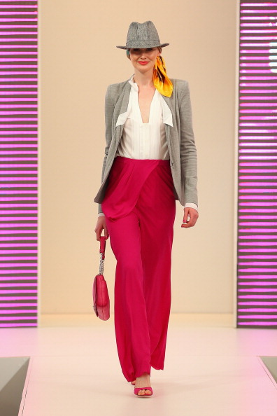 Red Pants「David Jones Spring Racewear Launch」:写真・画像(11)[壁紙.com]