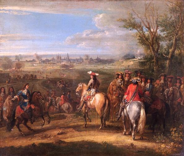 Louis XIV Of France「Louis Xiv At A Siege,」:写真・画像(14)[壁紙.com]
