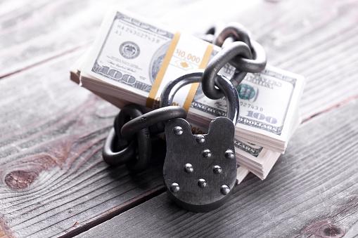 American One Hundred Dollar Bill「Secure Money」:スマホ壁紙(12)