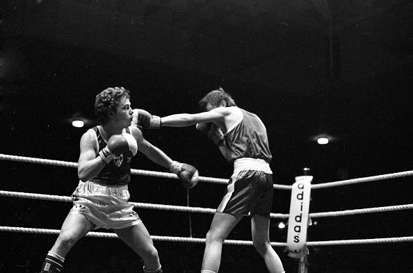 National Stadium「Flyweight Boxing Contest」:写真・画像(13)[壁紙.com]