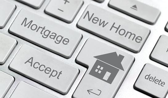 Computer Key「Mortgage new home keyboard」:スマホ壁紙(3)