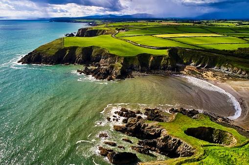 UNESCO「Copper Coast, Ireland」:スマホ壁紙(15)