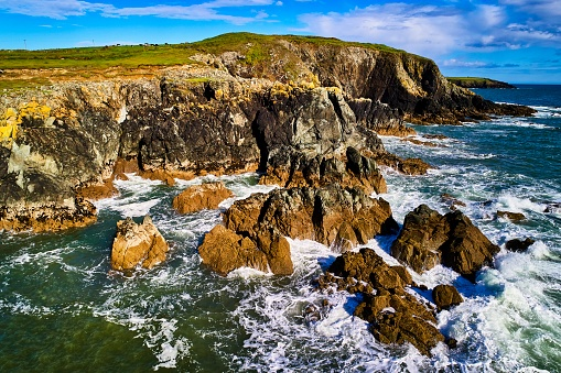 UNESCO「Copper Coast, Ireland」:スマホ壁紙(12)