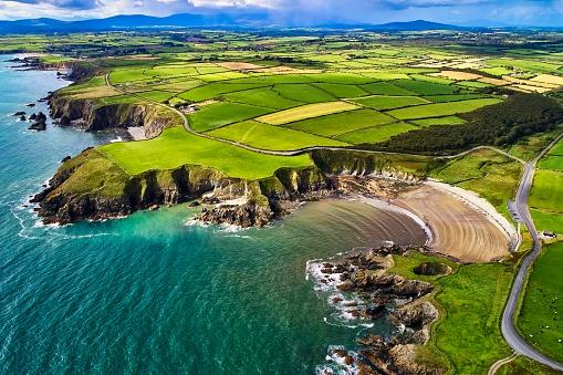 UNESCO「Copper Coast, Ireland」:スマホ壁紙(1)