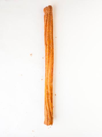 Cinnamon「Whole cinnamon churro on white」:スマホ壁紙(19)