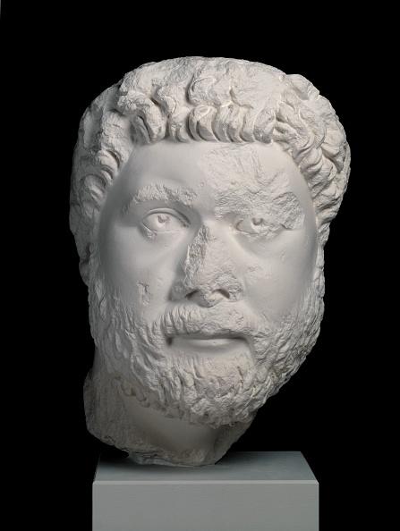 Male Likeness「Head From Portrait Statue Of Oecumenius」:写真・画像(11)[壁紙.com]