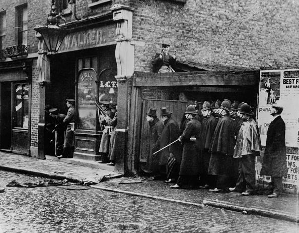 Hiding「Sidney Street Siege」:写真・画像(6)[壁紙.com]