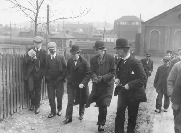 Churchill near York, 1906:ニュース(壁紙.com)