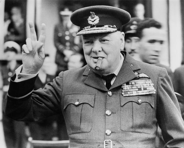 Portrait「Churchill In Croydon」:写真・画像(19)[壁紙.com]