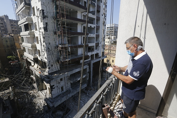 Beirut「Beirut Treats Wounded And Seeks Answers After Deadly Blast」:写真・画像(18)[壁紙.com]