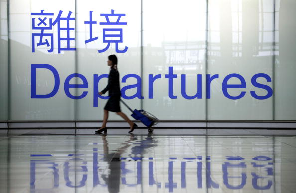 Travel「Cathay Pacific Airways Posts Profit」:写真・画像(12)[壁紙.com]