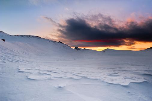 Piedmont - Italy「Ice age」:スマホ壁紙(4)