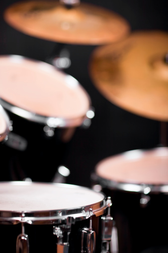 Rock Music「Drums」:スマホ壁紙(17)