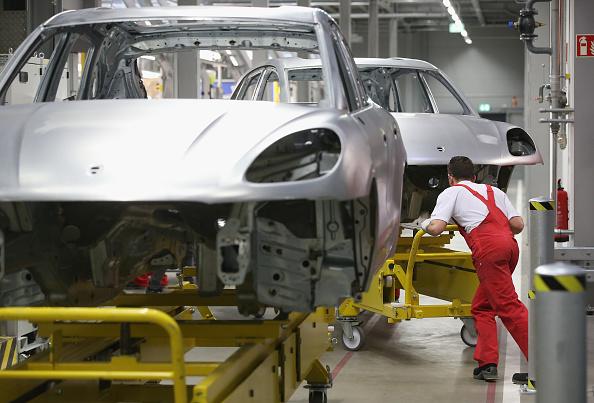 Leipzig - Saxony「Porsche Launches Production Of New Macan」:写真・画像(19)[壁紙.com]