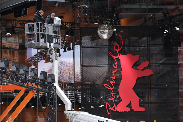 Berlin International Film Festival「Berlin Prepares For 70th Berlinale International Film Festival」:写真・画像(1)[壁紙.com]