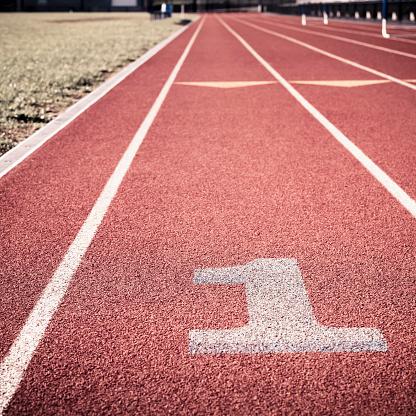 Pennsylvania「First lane on athletic track」:スマホ壁紙(10)