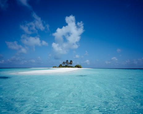 Desert Island「Deserted Island, Maldives」:スマホ壁紙(18)