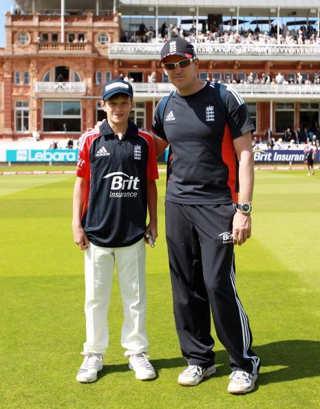 Andrew Flower「England v Sri Lanka: 2nd npower Test - Day One」:写真・画像(9)[壁紙.com]