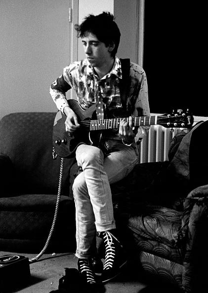 1976「Clash Guitarist Backstage」:写真・画像(12)[壁紙.com]