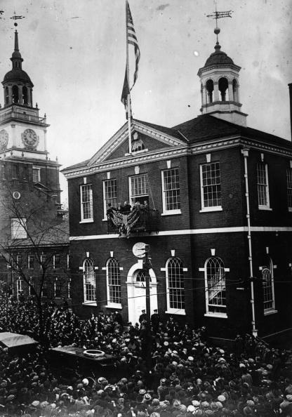 Philadelphia - Pennsylvania「Congress Hall」:写真・画像(8)[壁紙.com]