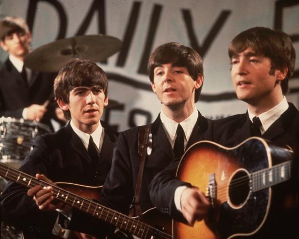 舞台芸術「The Beatles」:写真・画像(1)[壁紙.com]
