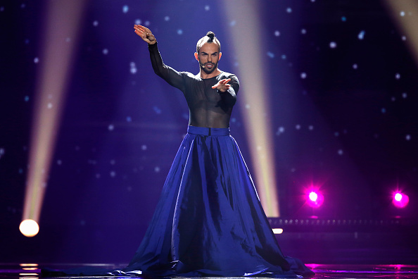 Stage - Performance Space「1st Semi Final - Eurovision Song Contest 2017」:写真・画像(18)[壁紙.com]