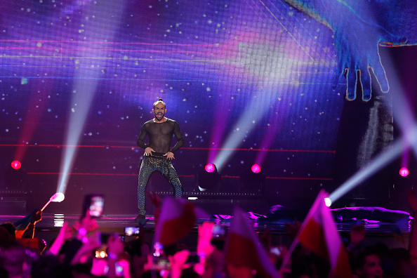 Stage - Performance Space「1st Semi Final - Eurovision Song Contest 2017」:写真・画像(13)[壁紙.com]