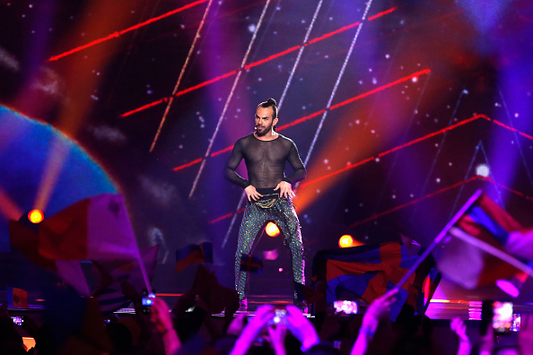 Stage - Performance Space「1st Semi Final - Eurovision Song Contest 2017」:写真・画像(14)[壁紙.com]
