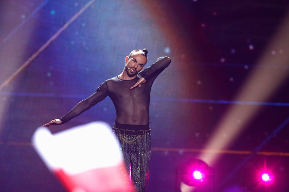 Stage - Performance Space「1st Semi Final - Eurovision Song Contest 2017」:写真・画像(12)[壁紙.com]