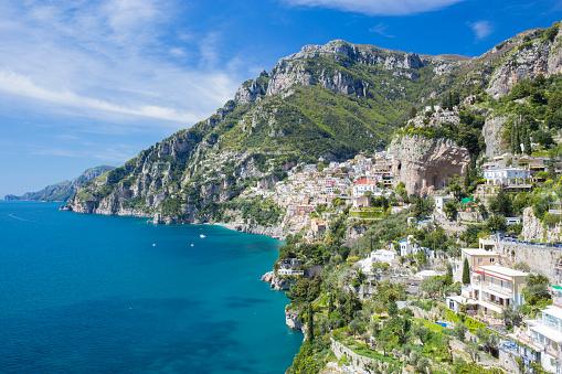 UNESCO「Positano, The Amalfi Coast, Italy」:スマホ壁紙(6)