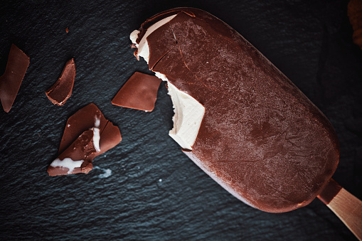 Milk Chocolate「Vanilla Ice Cream with Chocolate on a Stick」:スマホ壁紙(14)