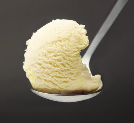アイスクリーム「vanilla ice cream」:スマホ壁紙(5)