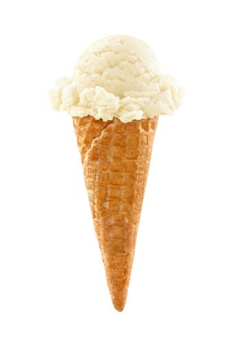 アイスクリーム「バニラアイスクリーム」:スマホ壁紙(3)