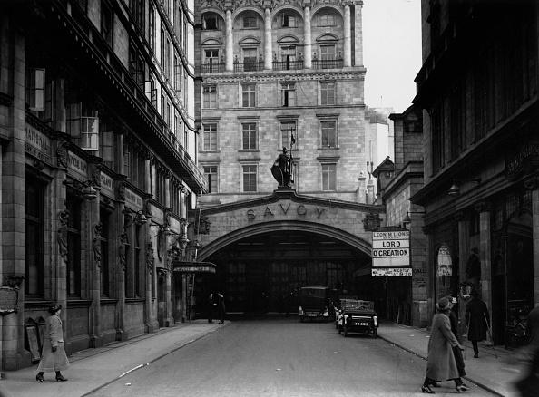 Entrance「Savoy Hotel」:写真・画像(11)[壁紙.com]