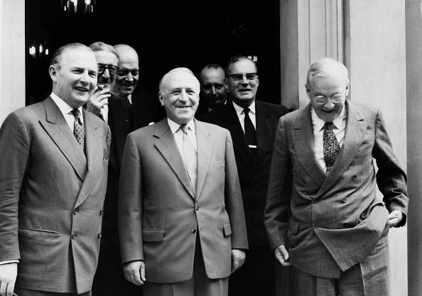Politician「US-Soviet Talks In London」:写真・画像(16)[壁紙.com]
